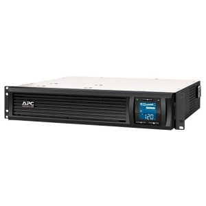 APC Smart-UPS C 1500VA 2U LCD 120V - 1.50 kVA/900 W - 2URack-mountable 0.10 Hour Full Load - 6 x NEMA 5-15R