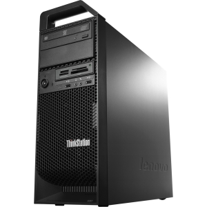 Lenovo ThinkStation S30 056851U Tower Workstation - 1 x Intel Xeon E5-1620 3.6GHz - 4 GB RAM - 500 GB HDD - DVD-Writer - NVIDIA Quadro 2000D 1 GB Graphics - Genuine Windows 7 Professional