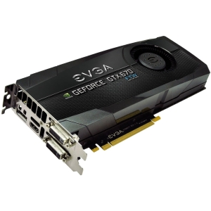 EVGA GeForce GTX 670 Graphic Card - 1006 MHz Core - 2 GB GDDR5 SDRAM - PCI-Express 3.0 x16 - 6208 MHz Memory Clock - 2560 x 1600 - SLI - Fan Cooler - DirectX 11.0, DirectCompute 5.0, OpenGL 4.2, OpenCL - HDMI - DisplayPort - DVI