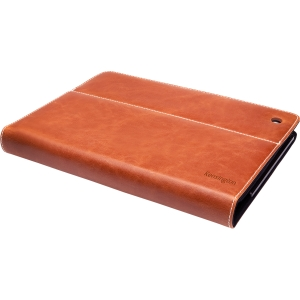 Kensington KeyFolio Pro 2 Carrying Case (Folio) for iPad - Caramel