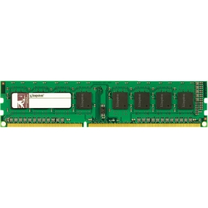 Kingston 16GB 1600MHz Reg ECC Module - 16 GB (1 x 16 GB) - DDR3 SDRAM - 1600 MHz DDR3-1600/PC3-12800 - ECC - Registered - 240-pin DIMM