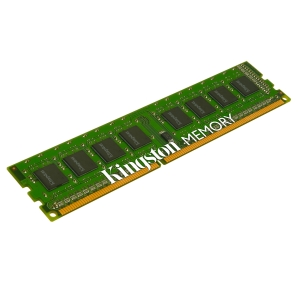Kingston 2GB 1600MHz Module - 2 GB (1 x 2 GB) - DDR3 SDRAM - 1600 MHz DDR3-1600/PC3-12800 - Non-ECC - Unbuffered - 240-pin DIMM