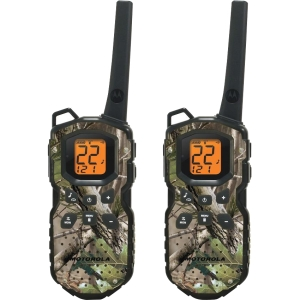 Motorola Talkabout MS355R Two-way Radio - 30 x GMRS - 184800 ft