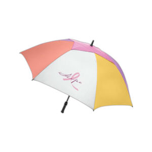 "Wilson's Pink Ribbon ""Hope"" 60"" Golf Umbrella"