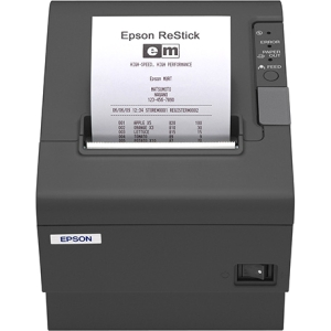 Epson TM-T88 ReStick Direct Thermal Printer - Monochrome - Desktop - Label Print - 5.91 in/s Mono - 203 x 203 dpi