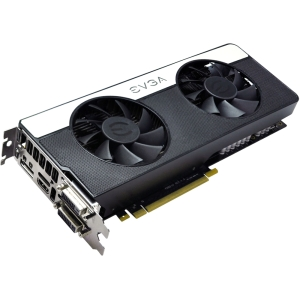 EVGA GeForce GTX 680 Graphic Card - 1097 MHz Core - 2 GB GDDR5 SDRAM - PCI Express 3.0 x16 - 6208 MHz Memory Clock - 2560 x 1600 - SLI - Fan Cooler - DirectX 11.0, DirectCompute 5.0, OpenGL 4.2, OpenCL - HDMI - DisplayPort - DVI
