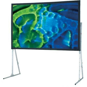 "Draper Ultimate Folding 241009 Portable Projection Screen - 67"" x 91"" - 112"" Diagonal"
