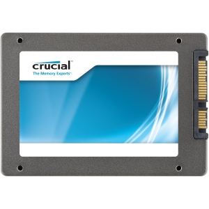 "Crucial m4 128 GB 2.5"" Internal Solid State Drive - SATA"