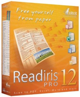 Readiris Pro 12 Powerful OCR Solution for Professionals
