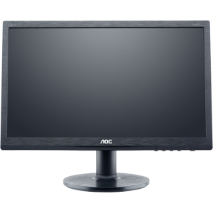 "AOC Professional e960Sda 19"" LED LCD Monitor - 16:10 - 5 ms - Adjustable Display Angle - 1440 x 900 - 16.7 Million Colors - 250 Nit - 1,000:1 - Speakers - DVI - VGA - Black"