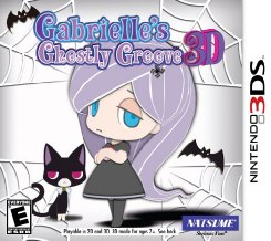 Gabrielle's Ghostly Groove 3D (Nintendo 3DS)