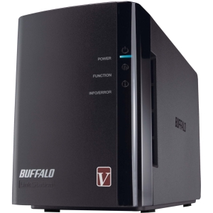 Buffalo LinkStation Pro Duo LS-WVL/E Network Storage Server - 1.60 GHz - 1 x USB Ports