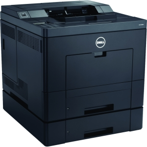 Dell C3760DN Laser Printer - Color - 600 x 600 dpi Print - Plain Paper Print - Desktop - 36 ppm Mono / 36 ppm Color Print - 700 sheets Input - Automatic Duplex Print - Gigabit Ethernet - USB