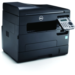 Dell B1265DNF Laser Multifunction Printer - Monochrome - Plain Paper Print - Desktop - Printer, Copier, Scanner, Fax - 29 ppm Mono Print - 600 x 600 dpi Print - 29 cpm Mono Copy - 1200 dpi Optical Scan - Automatic Duplex Print - 260 sheets Input - 63NK3