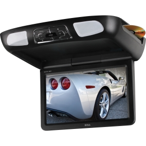 Boss BV12.1MC Car DVD Player - 12.1&quot; LCD - DVD Video, Video CD - Secure Digital (SD), MultiMediaCard (MMC)1024 x 600 - Roof-mountable