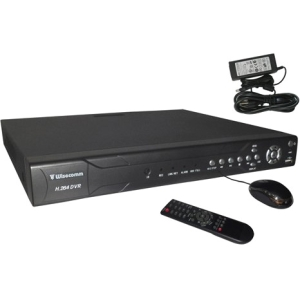 Clover DV1630 Digital Video Recorder - 500 GB HDD - H.264 - VGA - Composite Video