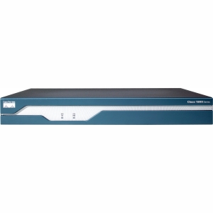 Cisco-IMSourcing 1841 Integrated Service Router - 2 Ports - 3 Slots - Desktop, Wall Mountable, Rack-mountable