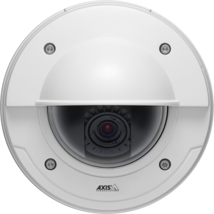 Axis P3364-VE Surveillance/Network Camera - Color, Monochrome - 2.4x Optical - CMOS - Cable - Fast Ethernet