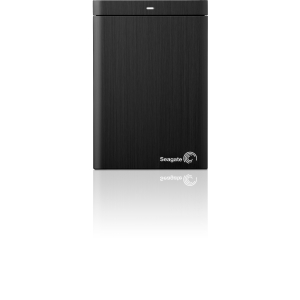 "Seagate Backup Plus STBU1000100 1 TB 2.5"" External Hard Drive - Retail - Black - USB 3.0"