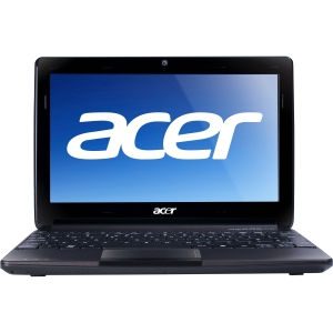 Acer Aspire One AO722-C63kk 11.6&quot; LED Netbook - AMD C-Series C-60 1 GHz - 1366 x 768 WXGA Display - 4 GB RAM - 320 GB HDD - AMD Radeon HD 6250 Graphics - Bluetooth - Webcam - Genuine Windows 7 Professional - 7 Hour Battery - HDMI