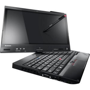 Lenovo ThinkPad X230 343522U 12.5&quot; LED Convertible Tablet PC - Wi-Fi - Intel - Core i5 i5-3320M 2.6GHz - Black - Multi-touch Screen 1366 x 768 HD Display - 4 GB RAM - 500 GB HDD - Intel HD 4000 Graphics - Bluetooth - Finger Print Reader - Genuine Windows