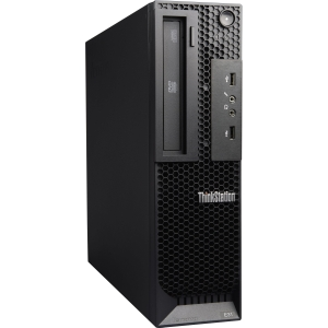 Lenovo ThinkStation E31 3695H5U Small Form Factor Workstation - 1 x Intel Xeon E3-1225V2 3.2GHz - 4 GB RAM - 250 GB HDD - DVD-Writer - Intel HD P4000 Graphics - Genuine Windows 7 Professional - DisplayPort