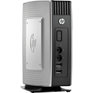 HP H2P25AT Tower Thin Client - VIA Eden X2 U4200 1 GHz - 2 GB RAM - 1 GB Flash - HP Smart Zero Client Service - DVI
