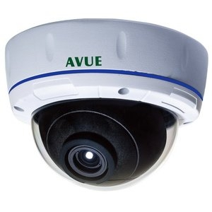 Avue AV830SD Surveillance/Network Camera - Color, Monochrome - 3.9x Optical - Exview HAD CCD II - Cable