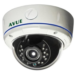 Avue AV830SDIR Surveillance/Network Camera - Color, Monochrome - 3.9x Optical - Exview HAD CCD II - Cable