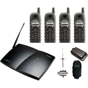 EnGenius Durafon Pro Bundle Multiple Handset Starter Kit
