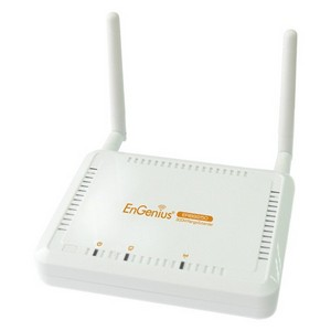 EnGenius ERB9250 b/g/n 300Mbps Wireless-N Range Extender - IEEE 802.11n - 300Mbps - 1 x 10/100Base-TX Network