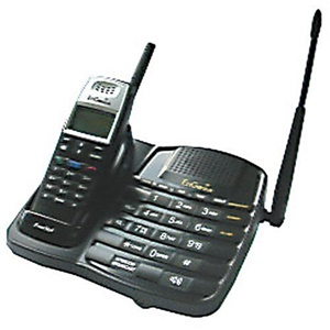 EnGenius FreeStyl 1 Cordless Phone - 5.40 GHz - DECT - 1 x Phone Line - Caller ID - Speakerphone - Backlight