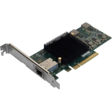 ATTO Single Port 10GBASE-T PCIe 2.0 Network Adapter - 1 x Network (RJ-45)