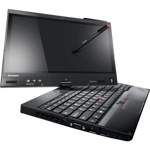 Lenovo ThinkPad X230 34352TU 12.5&quot; LED Convertible Tablet PC - Wi-Fi - Intel - Core i7 i7-3520M 2.9GHz - Black - Multi-touch Screen 1366 x 768 HD Display - 4 GB RAM - 500 GB HDD - DVD-Writer - Intel HD 4000 Graphics - Bluetooth - Finger Print Reader - Gen
