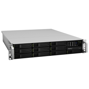 Synology RackStation RS2212+ Network Storage Server - 2.13 GHz - 4 x USB Ports