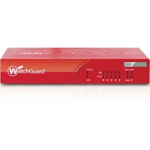 WatchGuard XTM 25-W Firewall Appliance - 5 Port - Wi-Fi IEEE 802.11n