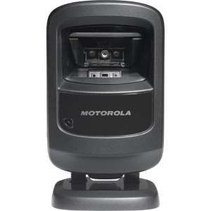 Motorola DS9208 Omnidirectional Hands-free Presentation Imager - Black - Cable - Imager - LED