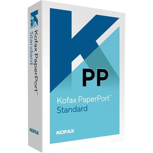 Nuance PaperPort v.14.0 - Complete Product - 1 User - Document Management - Standard Retail - DVD-ROM - PC - English
