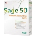 Sage 50 2013 Premium Accounting - Standard Retail Version for 1 User (PC)