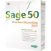 Sage 50 2013 Premium Accounting - Standard Retail Version for 5 Users (PC)