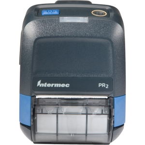 Intermec PR2 Direct Thermal Printer - Monochrome - Portable - Receipt Print - 3 in/s Mono - 203 dpi - Bluetooth - USB - Battery Included