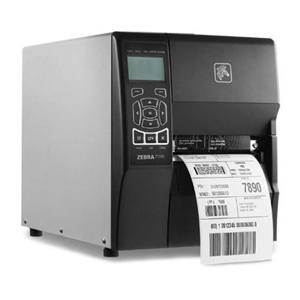 Zebra ZT230 Direct Thermal/Thermal Transfer Printer - Monochrome - Desktop - Label Print - 6 in/s Mono - 300 dpi - Fast Ethernet - USB - LCD
