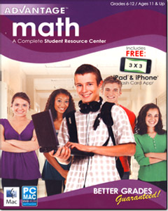 Math Advantage 2012