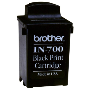 Brother IN700 Ink Cartridge - Black - Inkjet - 1 Each
