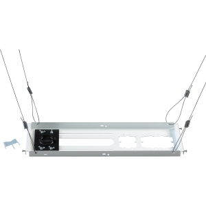 Chief CMS-440 Speed-Connect Lightweight Suspended Ceiling Kit - 50 lb - Silver