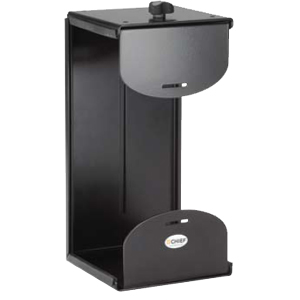 Chief KSA1020 CPU Wall/Desk Mount - 40 lb - Black