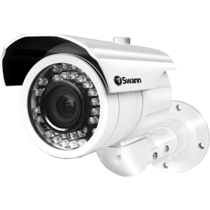 Swann Pro PRO-780 Surveillance/Network Camera - Color, Monochrome - 4.3x Optical - CCD - Cable