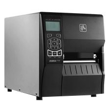 Zebra ZT230 Direct Thermal Printer - Monochrome - Desktop - Label Print - 6 in/s Mono - 300 dpi - Fast Ethernet - USB - LCD