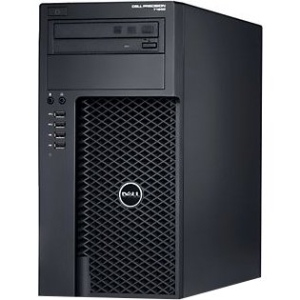 Dell Precision T1650 Workstation - 4 x Intel Xeon E3-1220V2 3.10 GHz - 4 GB RAM - 500 GB HDD - DVD-Writer - NVIDIA Quadro 600 1 GB Graphics - Genuine Windows 7 Professional - DisplayPort
