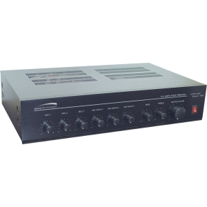 Speco Contractor PMM60A Amplifier - 60 W RMS - 50 Hz to 15 kHz